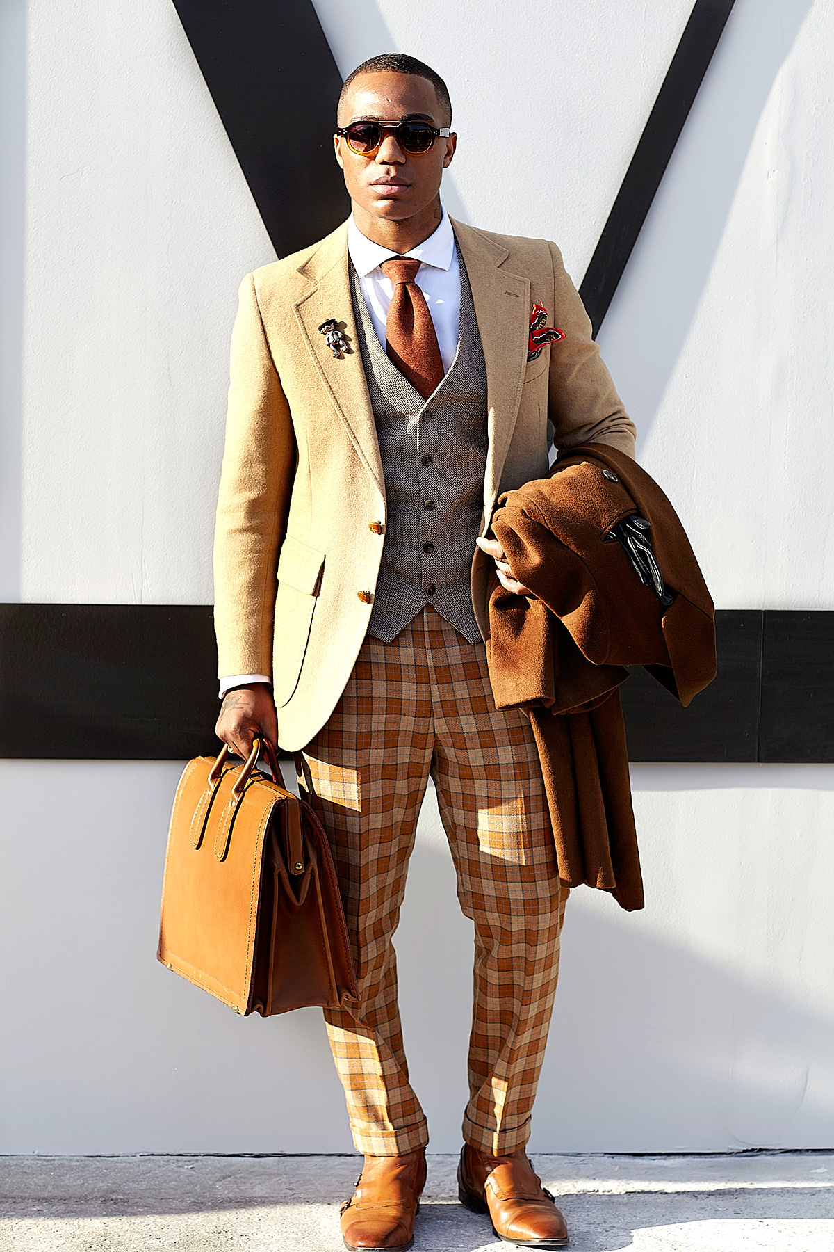 Pitti Winter In Sydney The Florence Syndrome The Man